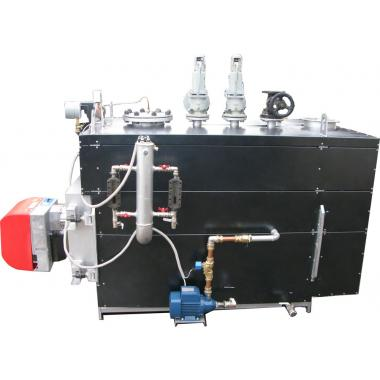 Паровой котёл газовый Орлик 0,3-0,07МГ (300 кг, пар./час)